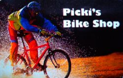 pickis bike shop 1996