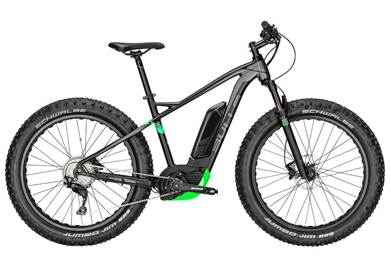 NEU: E Fat Bike